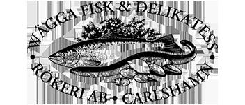 Wägga Fisk & Delikatessrökeri Logo